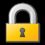 lock yellow